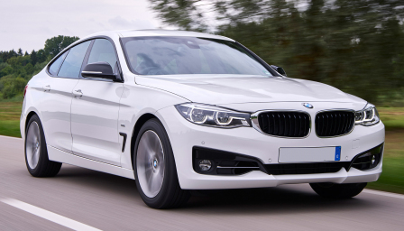 BMW 3 Series GT M Alloy Wheels and Tyre Packages.