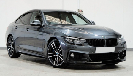 BMW 4 Series Gran Coupe M Alloy Wheels and Tyre Packages.