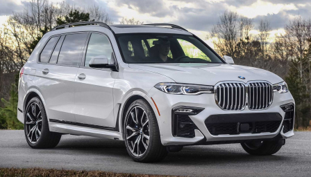 BMW X7 Alloy Wheels and Tyre Packages.