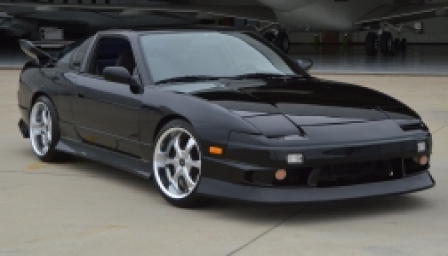 Nissan 180SX Alloy Wheels and Tyre Packages.