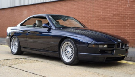 BMW 8 Series Alloy Wheels and Tyre Packages.