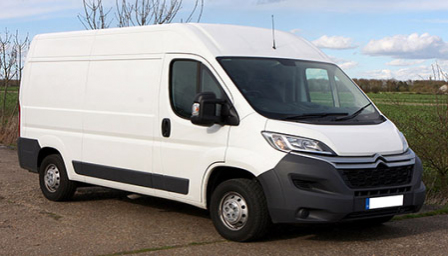Citroen Relay Alloy Wheels and Tyre Packages.