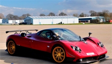 Pagani Zonda Alloy Wheels and Tyre Packages.