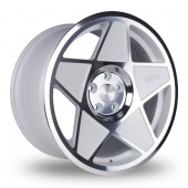 /alloy-wheels/3sdm/0.05/white-polished/18-inch