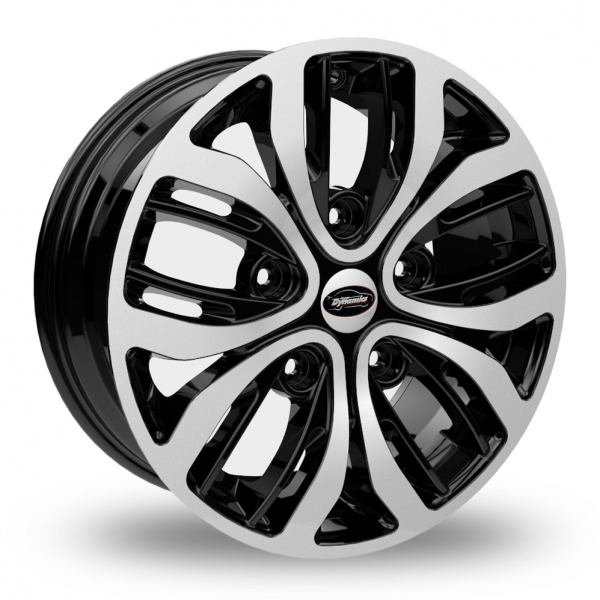 "Picture of 18"" Team Dynamics Piranha Black/Polished"