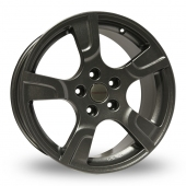 SPORTLINE 2 ANTHRACITE Alloy Wheels