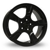SPORTLINE 2 MATT BLACK Alloy Wheels