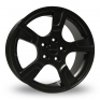 18 Inch Original Equipment Sportline 2 Matt Black Alloy Wheels