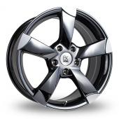 BK Racing 113 Graphite Alloy Wheels