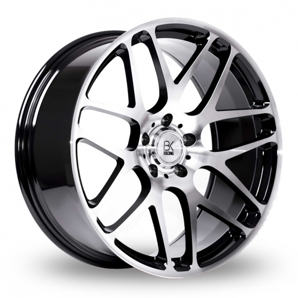 "Picture of 18"" BK 170 Gloss Black/Polished Face"