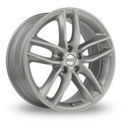 BBS SX Silver Alloy Wheels