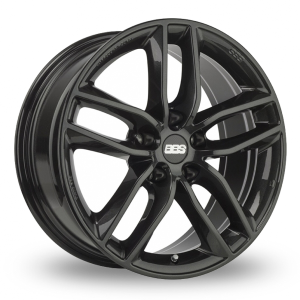 """Picture of 18"""" BBS SX Black"""