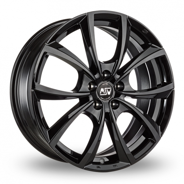 "Picture of 18"" MSW 27 Gloss Black"