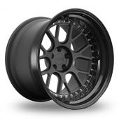 3SDM Forged 3.01 Wider Rear Custom Finish Alloy Wheels
