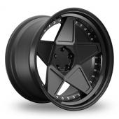 3SDM Forged 3.05 Wider Rear Custom Finish Alloy Wheels