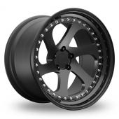 3SDM Forged 3.06 Wider Rear Custom Finish Alloy Wheels