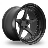 3SDM Forged 3.33 Wider Rear Custom Finish Alloy Wheels