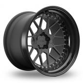 3SDM Forged 3.34 Wider Rear Custom Finish Alloy Wheels