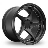 3SDM Forged 3.35 Wider Rear Custom Finish Alloy Wheels
