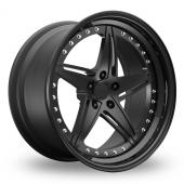 3SDM Forged 3.36 Wider Rear Custom Finish Alloy Wheels