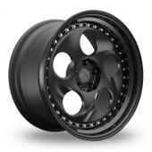 3SDM Forged 3.39 Wider Rear Custom Finish Alloy Wheels