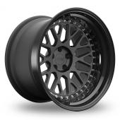 3SDM Forged 3.60 Wider Rear Custom Finish Alloy Wheels