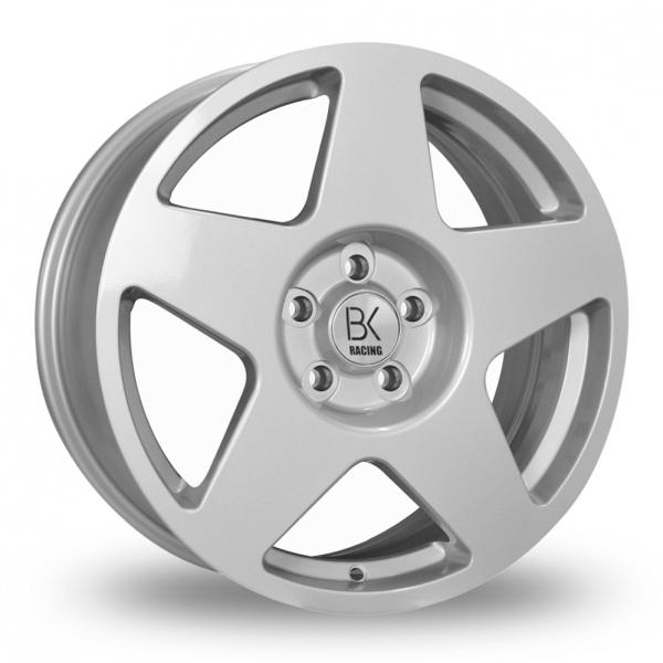 BK Racing 507 Silver