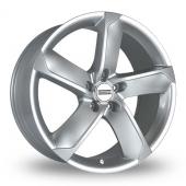 Fondmetal 7900 Silver Alloy Wheels