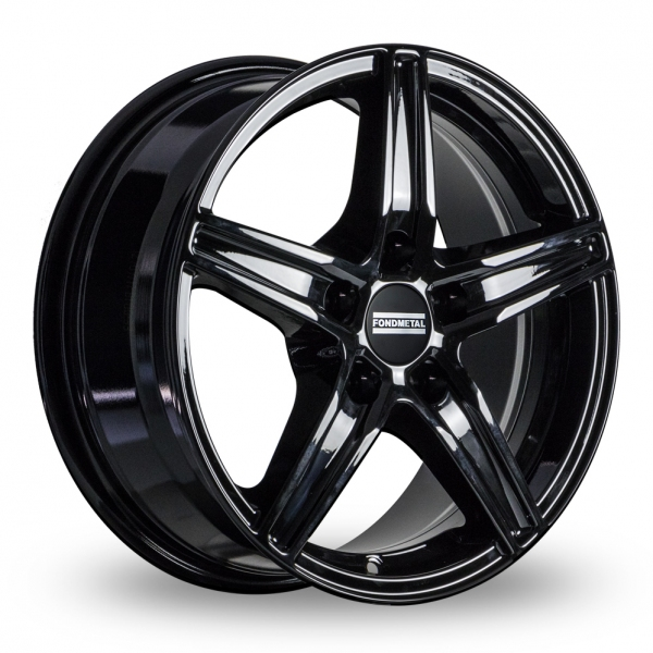 Fondmetal 8100 Gloss Black