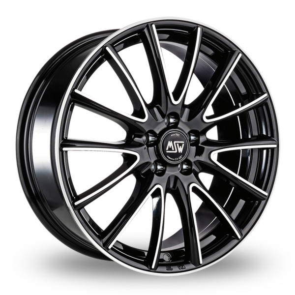 "Picture of 17"" MSW 86 Black"