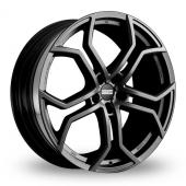 Fondmetal 9XR Titanium Alloy Wheels