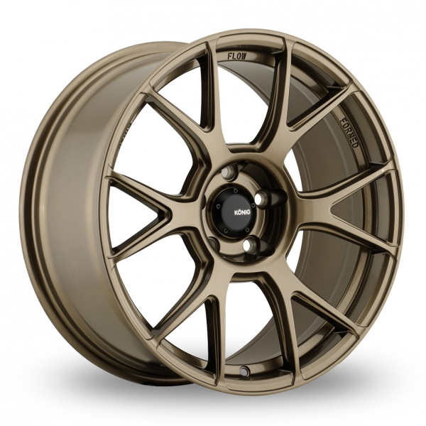 Konig Ampliform Gloss Bronze