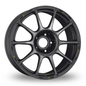 ATS GTR Dark Grey Alloy Wheels