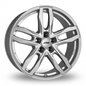 TEMPERAMENT SILVER Alloy Wheels