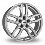 20 Inch ATS Temperament  (Special Offer) Silver Alloy Wheels