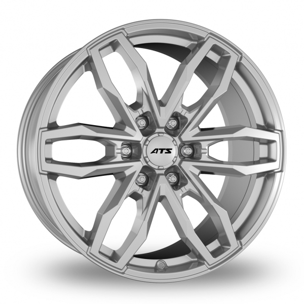 Wolfrace Perfektion 5x120 Wider Rear Silver