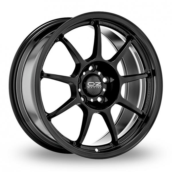17 Inch Wider Rear Nissan Skyline R32 Alloy Wheels