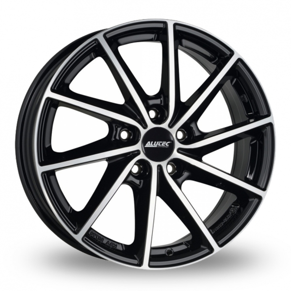 "Picture of 17"" Alutec Singa Black/Polished"