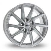 Alutec Singa Silver Alloy Wheels