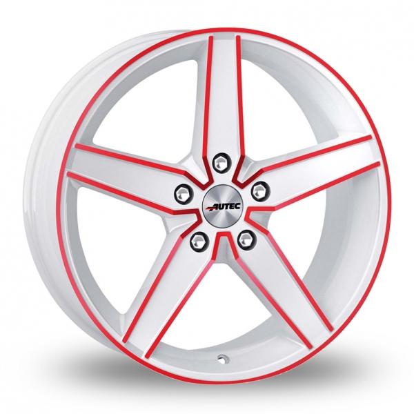 Autec Delano White Red