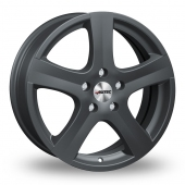 Autec Nordic Graphite Alloy Wheels