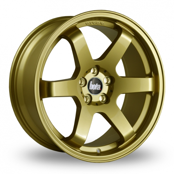 "Picture of 18"" Bola B1 Gold Wider Rear"