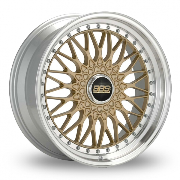 bbs super rs gold 19 alloy wheels wheelbase. Black Bedroom Furniture Sets. Home Design Ideas