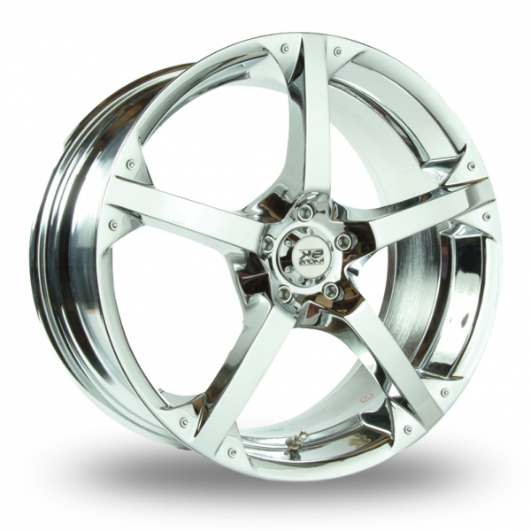 "Picture of 17"" BK 300 Chrome"