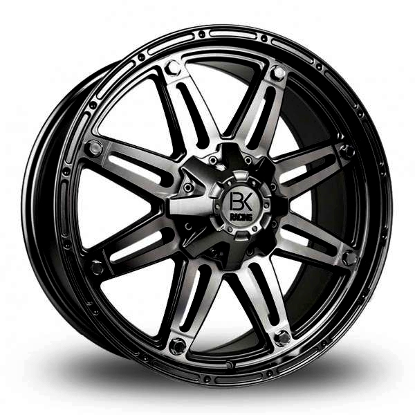 "Picture of 20"" BK 712 Black"