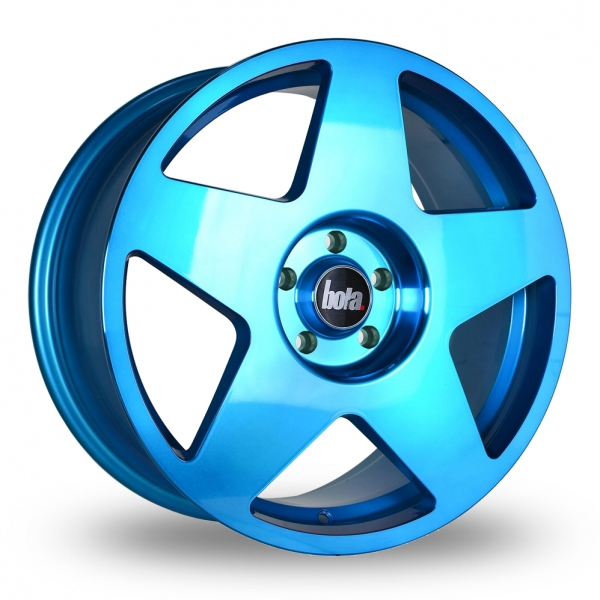 "Picture of 18"" Bola B10 Hyper Blue"