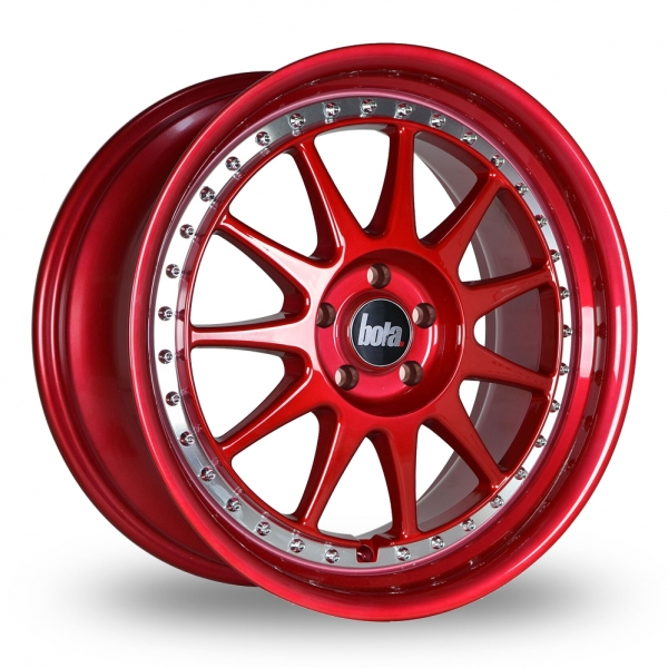 Bola B4 (Special Offer) Red