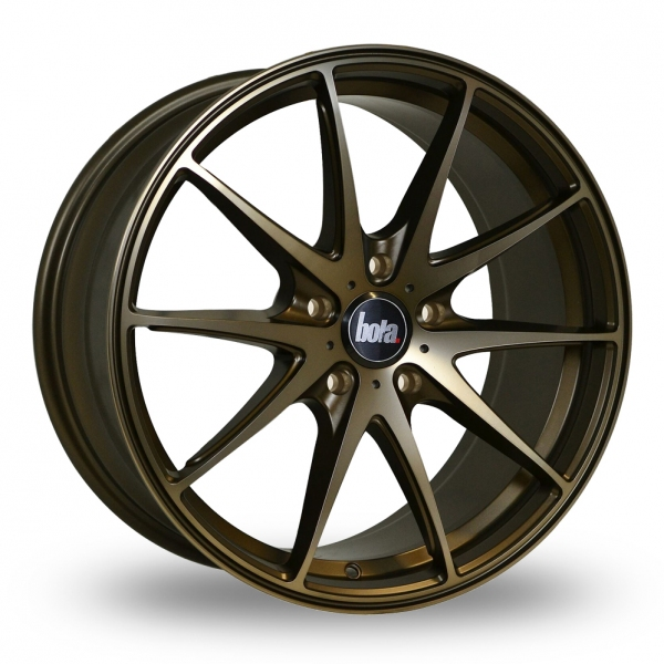 "Picture of 18"" Bola B9 Hyper Bronze Wider Rear"
