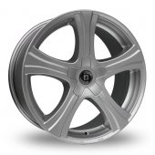 Diewe Barba Silver Alloy Wheels