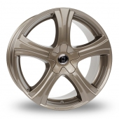 Diewe Barba Bronze Alloy Wheels